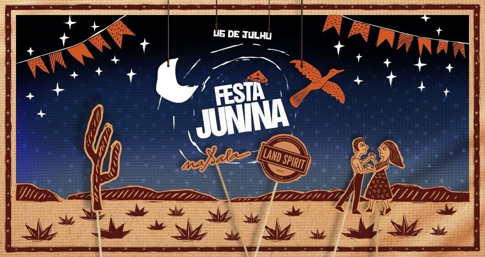 festa junina naSala & land Spirit 2019