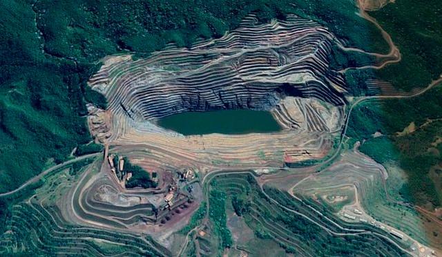 barragem em barão de cocais pode se romper a qualquer momento