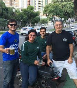 José Felipe Carneiro e Família